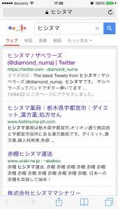 ヒシヌマ 第1位